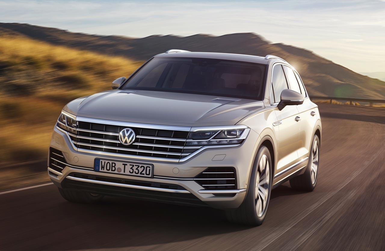 Toyota Las Cruces >> Con ustedes, la nueva Volkswagen Touareg - Mega Autos