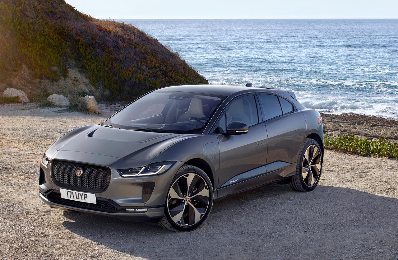 I-Pace, el SUV eléctrico de Jaguar