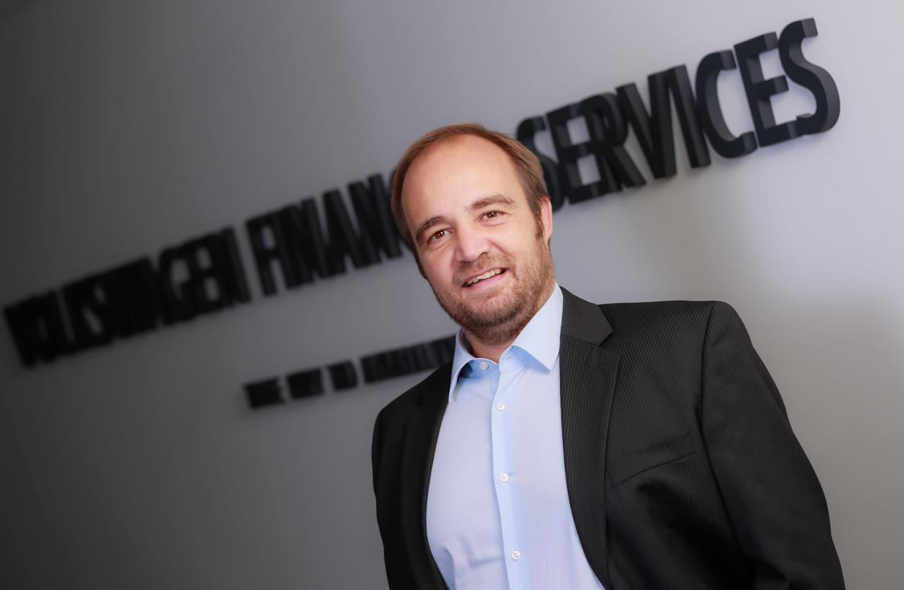 Joao Rias, Country Manager de Volkswagen Financial Services