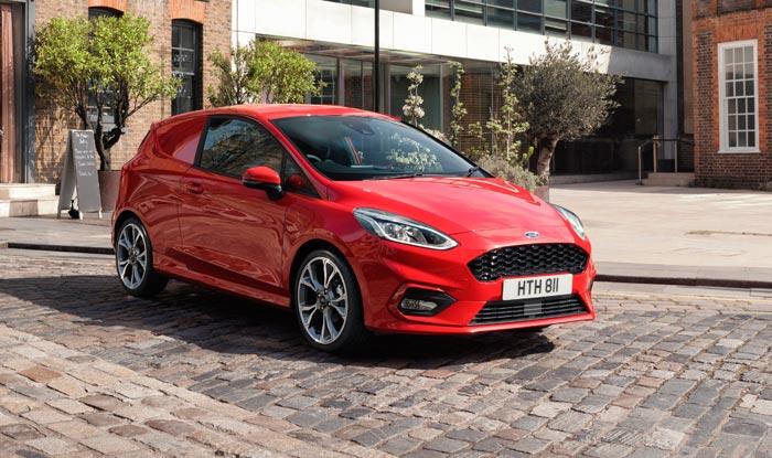 El nuevo Ford Fiesta, también para trabajar