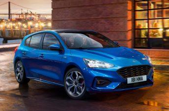 Nueva generación para el Ford Focus
