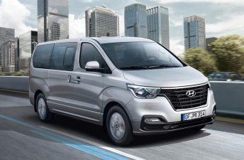 Hyundai presentó el restyling de la H1