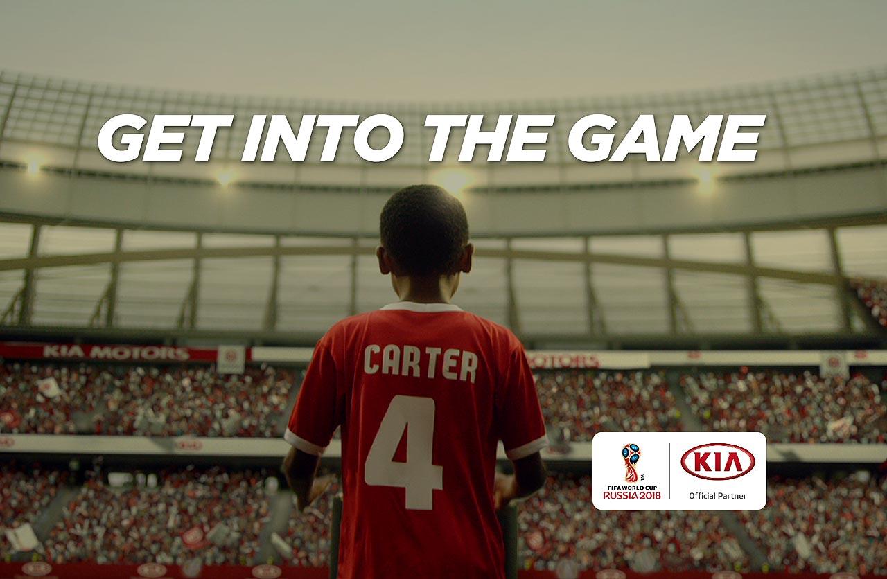 Promo test drive: Kia te lleva al Mundial