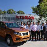Nissan prueba los primeros prototipos de la Frontier argentina