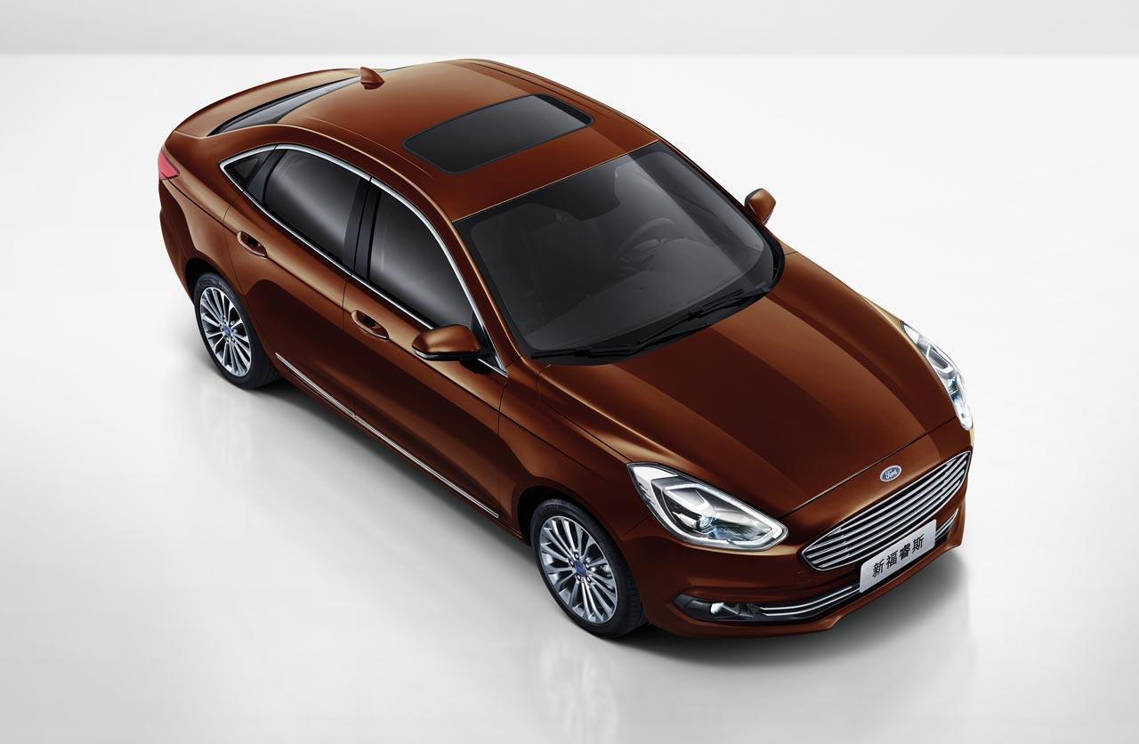 Nuevo Ford Escort