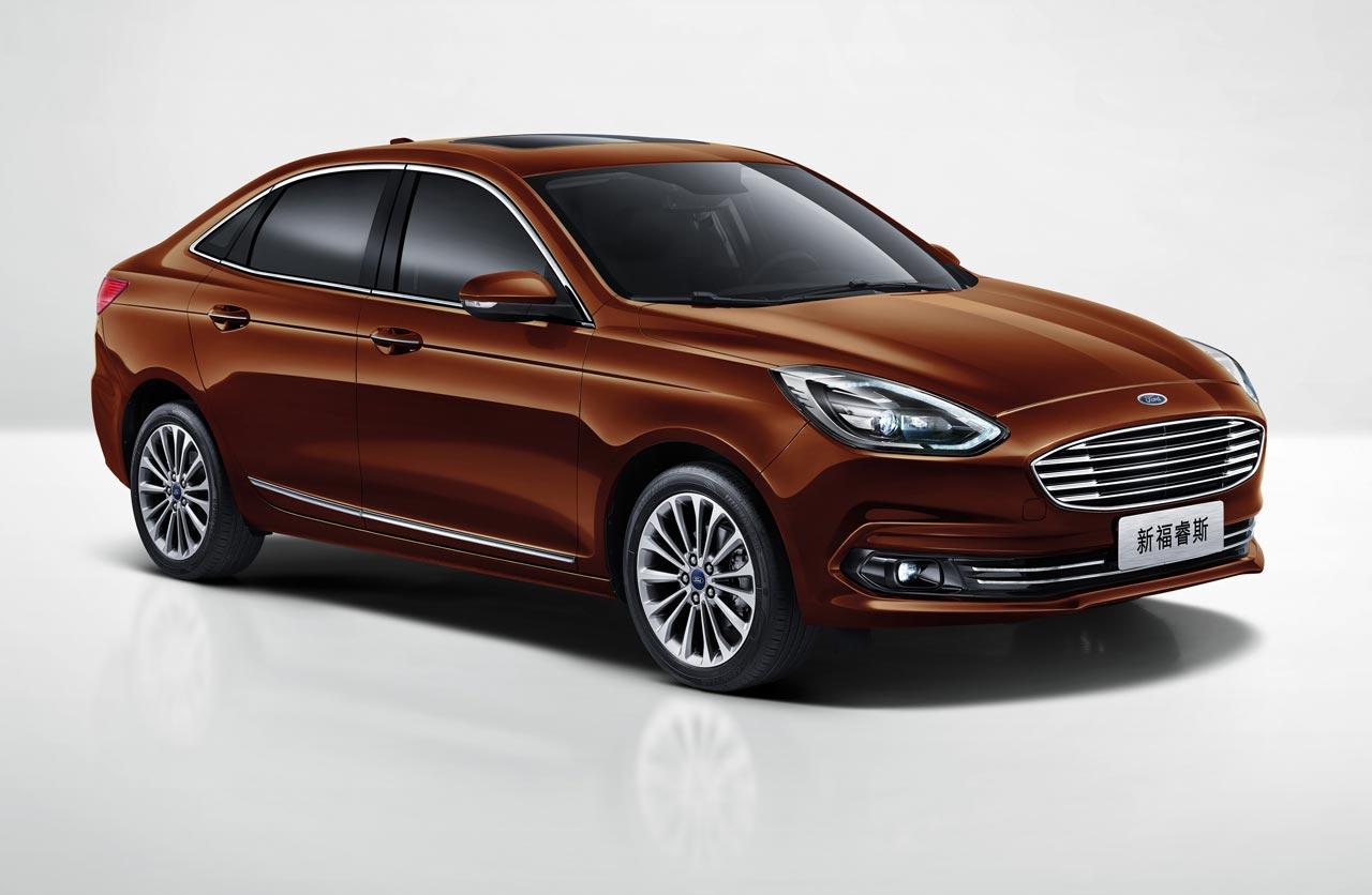 Ford Escort, el nombre que perdura en China