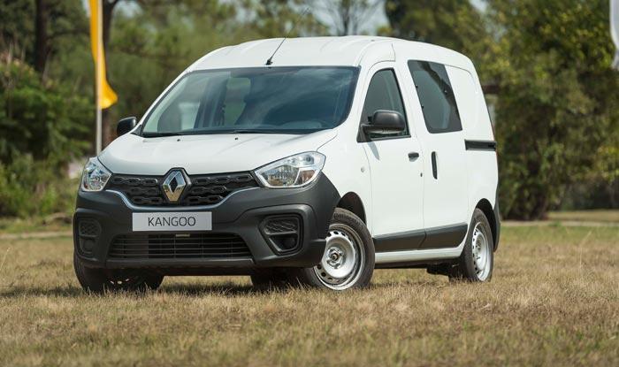 Arrancó la preventa del Nuevo Renault Kangoo