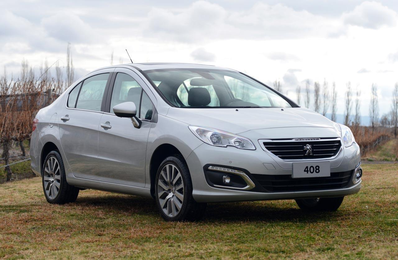 Argentina Cambios Para Los Peugeot 308 Y 408 Mega Autos
