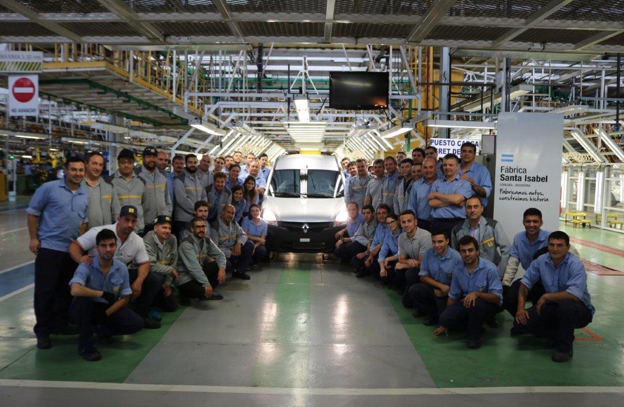 Ultima Renault Kangoo argentina