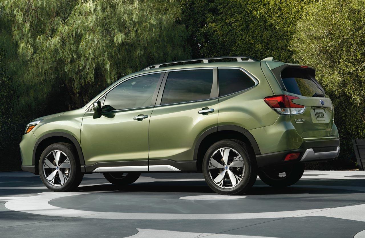 Subaru Forester 2019 Tour