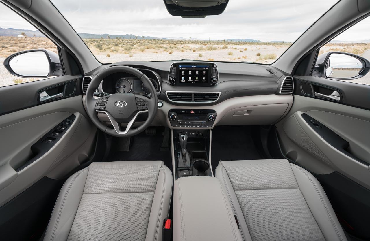 Hyundai Tucson Con Cambios Variados Mega Autos