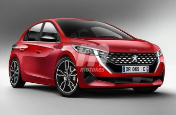 Las claves del próximo Peugeot 208