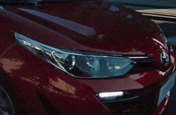 Toyota deja ver el nuevo Yaris regional