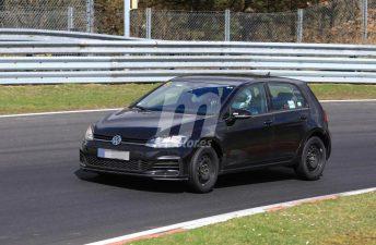 El próximo Volkswagen Golf ya rueda en Alemania