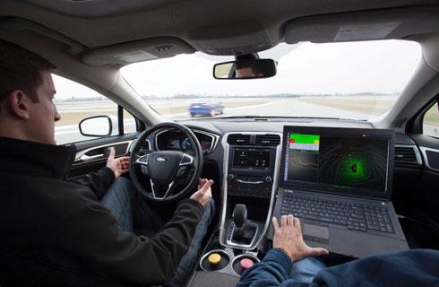 Ford avanza en la investigacin sobre manejo autnomo mega autos blueprint for mobility malvernweather Choice Image