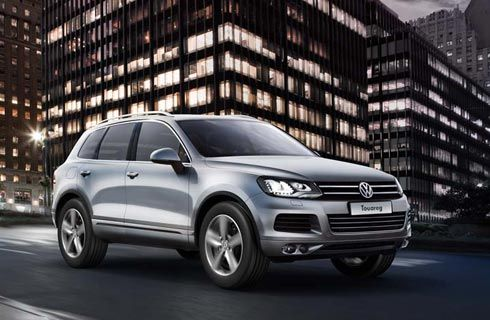 Volkswagen Touareg en Argentina desde u$s 77.500