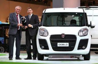 Premian al Fiat Doblò Cargo