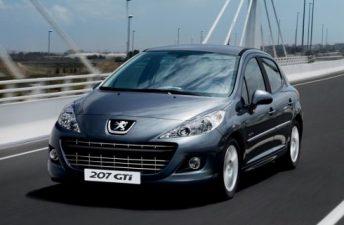 Peugeot lanzó el 207 GTi: A partir de 114.000 pesos