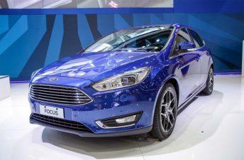 El Ford Focus fue presentado para Argentina