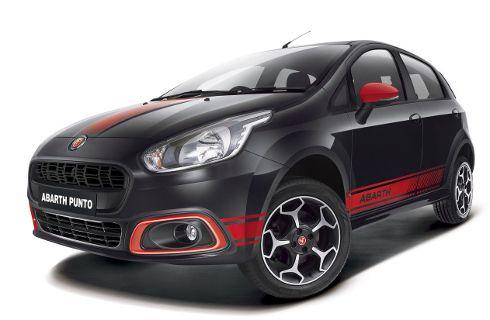 Dos Fiat Punto especiales para India