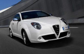 Caja de doble embrague para el Alfa Romeo MiTo