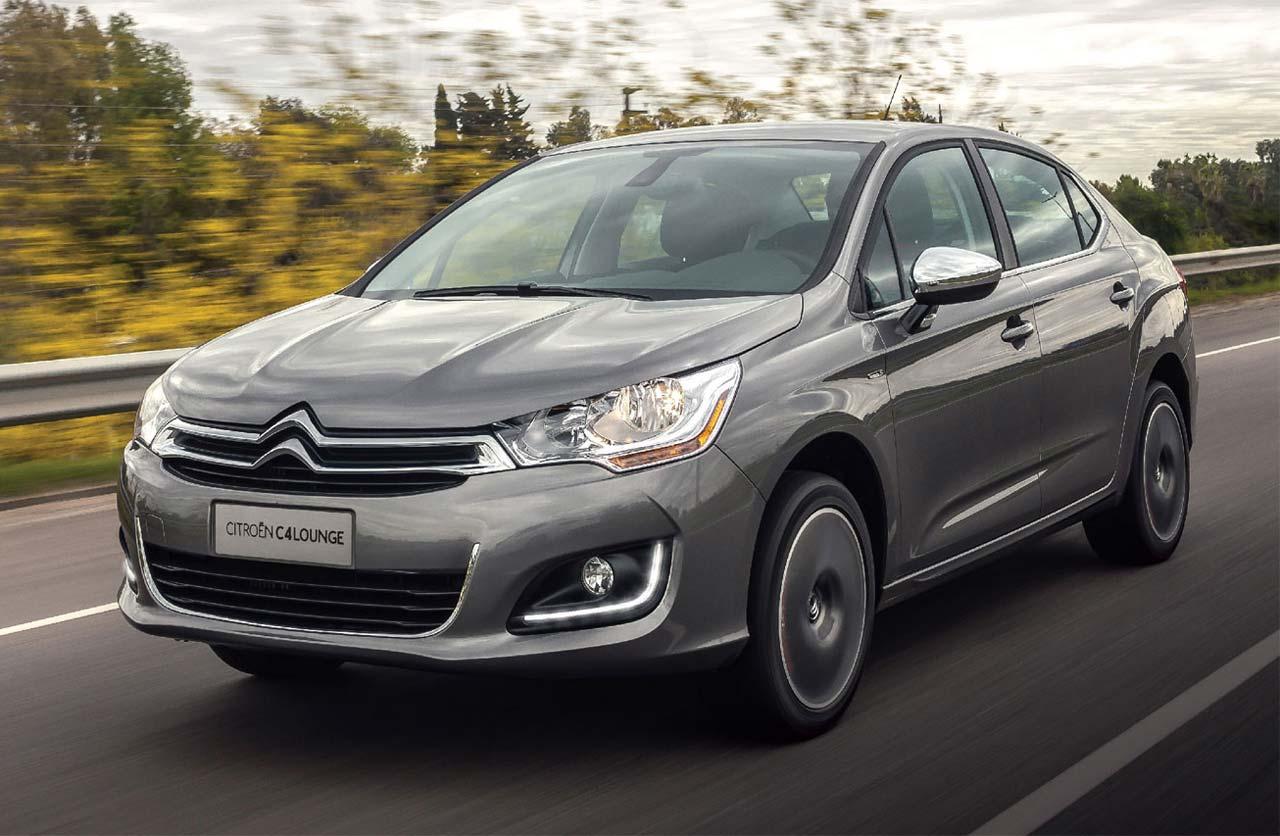 """Citroën C4 Lounge """"S"""", nueva serie especial en Argentina"""