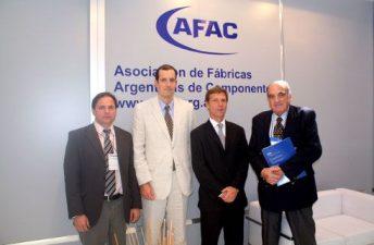 Convenio entre AFAC y Promotive