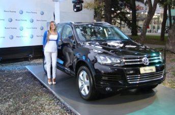 Ya está el nuevo Volkswagen Touareg en Argentina