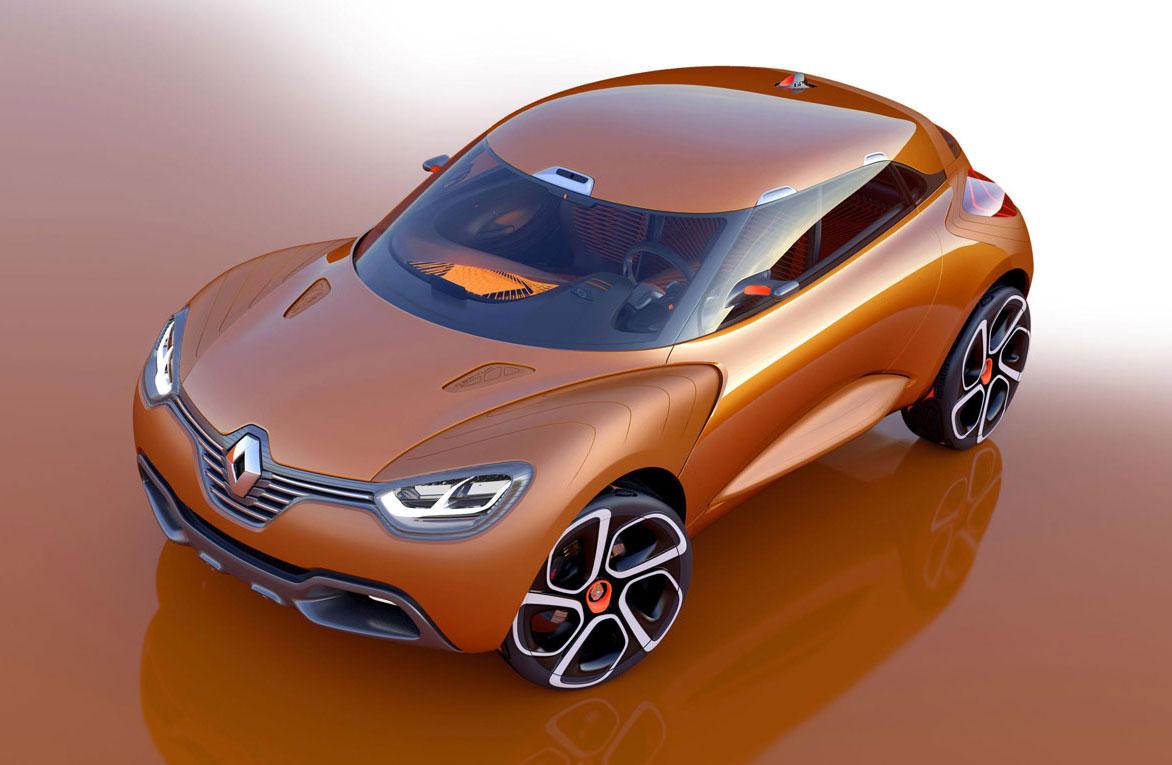 Renault Captur y una nueva estrategia de diseño