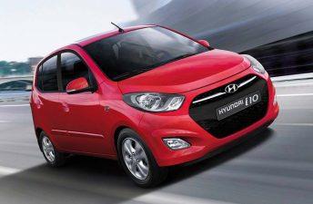 Hyundai presentará el nuevo i10 en Expoagro 2011