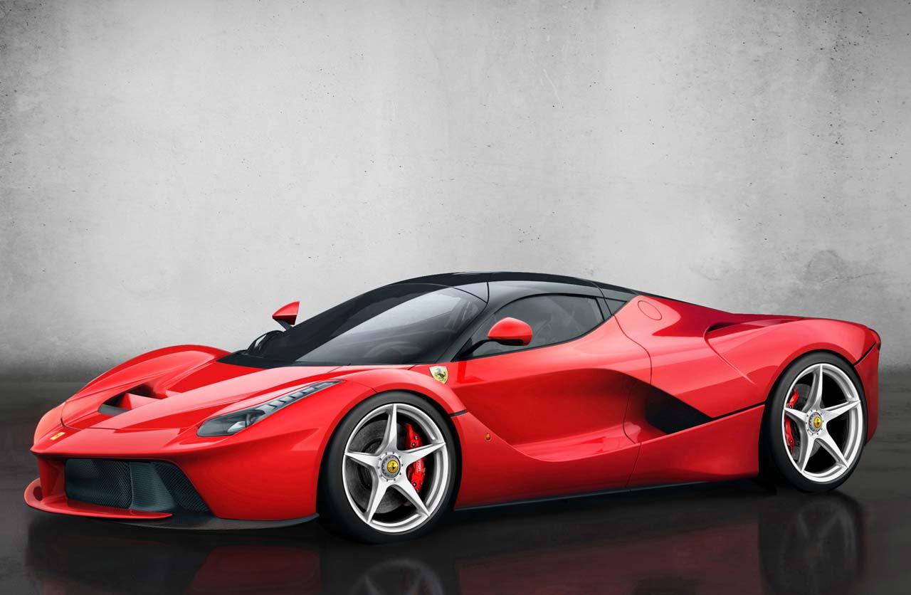 Salón de Ginebra 2013: Ferrari LaFerrari