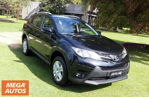 Toyota Argentina presentó la Nueva RAV4