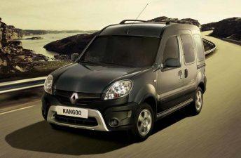 El Renault Kangoo se renueva y actualiza su gama