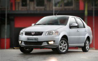 Nueva versión del Fiat Siena EL con motor 1.6 de 115 CV