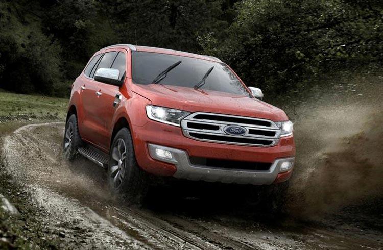 Ford Everest, el SUV de la Ranger
