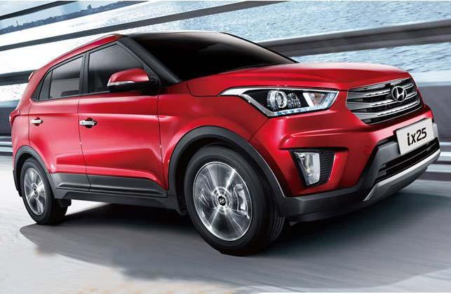 Hyundai venderá en Argentina el SUV ix25