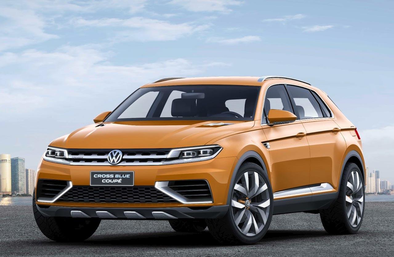VW presentará un nuevo concept de SUV en Detroit