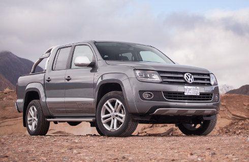 VW ya vende la Amarok Ultimate en Argentina
