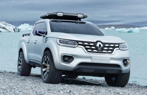 Renault Alaskan, la pick up mediana que será argentina