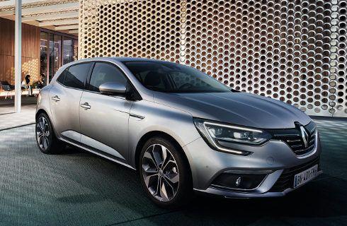 Cuarto capítulo para el Renault Mégane