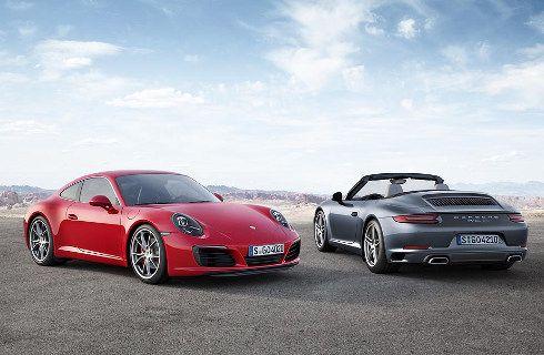 El Porsche 911 Carrera estrena motor biturbo