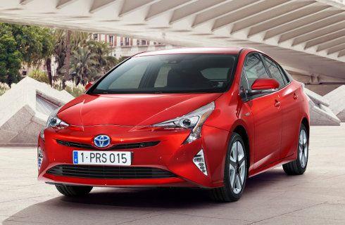 El Toyota Prius estrena su cuarta generación