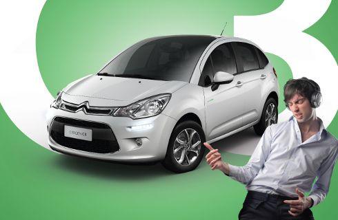 Citroën C3 Soundtrack, con toda la música