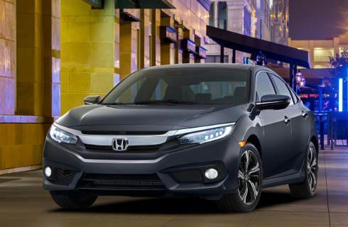 Honda Civic: décima generación en EE.UU.