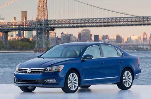 VW actualizó el Passat estadounidense