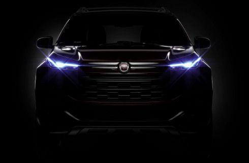Se viene la Fiat Toro, una nueva Sport Utility pick-up