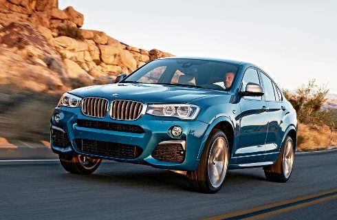"""Más """"picante"""" para el nuevo BMW X4"""