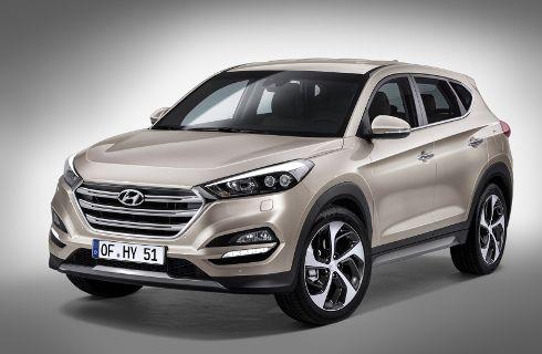 La nueva Hyundai Tucson brilló en el Euro NCAP