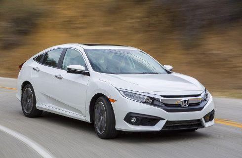 Todos los cambios del nuevo Honda Civic