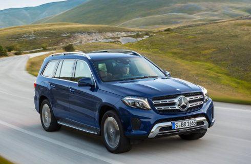 """Mercedes-Benz GLS: el """"Clase S entre los SUV"""""""